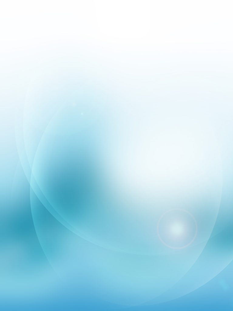 Blue wavy abstract background with copy space